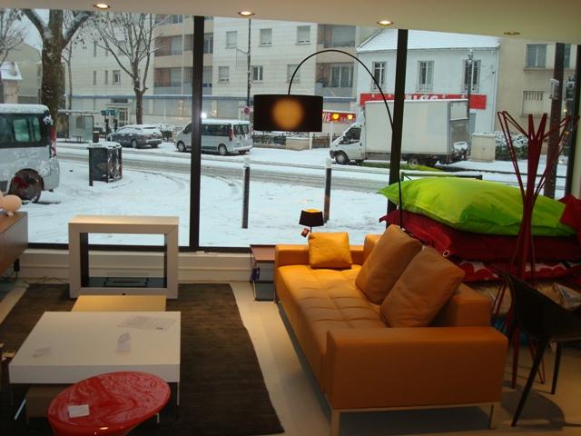 blog fenzy design mobilier et am nagements contemporains sous la neige. Black Bedroom Furniture Sets. Home Design Ideas
