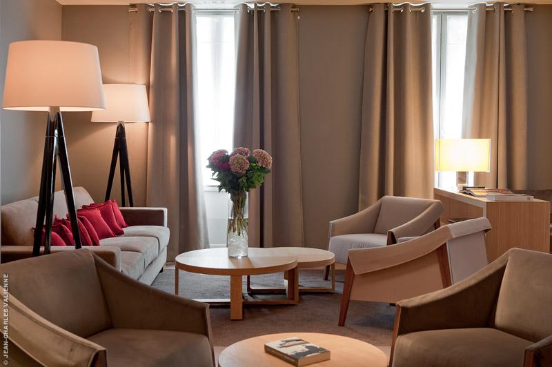 blog fenzy design mobilier et am nagements contemporains hotel le tourville paris 7e. Black Bedroom Furniture Sets. Home Design Ideas
