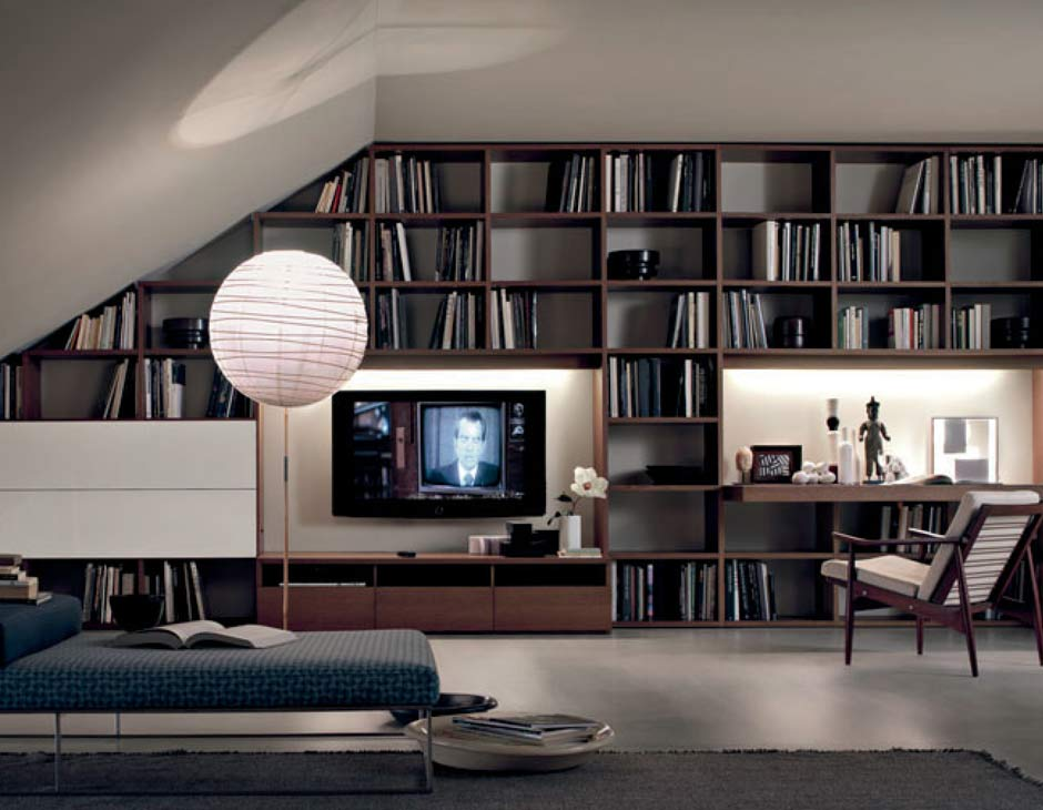 ... » Mobilier et bibliothèque LEMA à Paris (Lemamobili.com