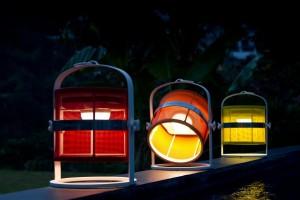 Lampes solaires PETITE Maiori Fenzy Design 92